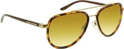 Michael Kors® Shell Aviator Sunglasses