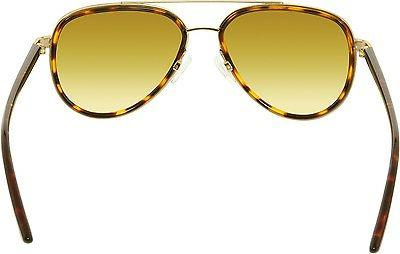 Michael Kors® Tortoise Aviator Sunglasses