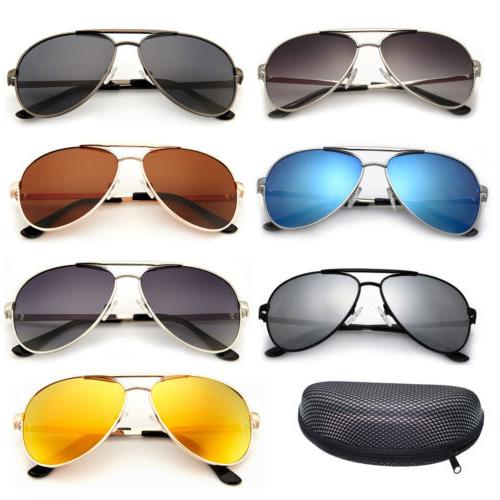 UV 400 Sunglasses for Men Women Polarized with 2019