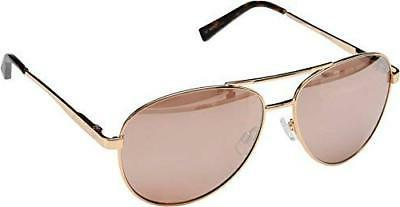 women s sm482166 aviator sunglasses rose gold