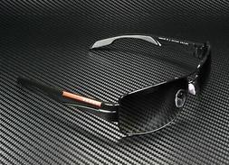 PRADA LINEA ROSSA PS 53NS 7AX5W1 Black Polarized Grey Gradie