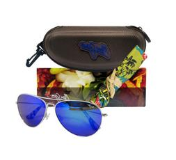 mavericks polarized aviator sunglass mj b264 17