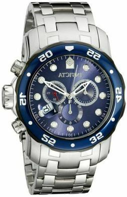 Invicta Men's 80057 Pro Diver Stainless Steel Watch with Blu