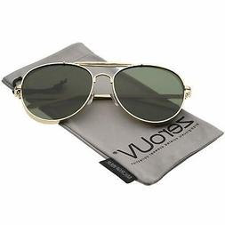 modern fashion flat lens full metal side