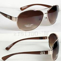2c6cdd2245f Editorial Pick New DG Eyewear Aviator Designer Sunglasses For Mens Women Re