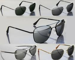 NEW RANDOLPH ENGINEERING AVIATOR SUNGLASSES! Choose your Col