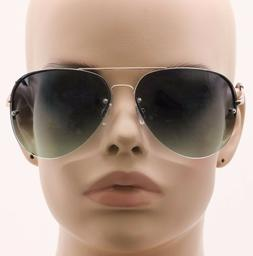 New Celebrity Aviator Sunglasses 2-toned Gradient Oceanic Le