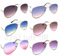 New Classic Fashion Aviator Sunglasses For Mens Womens Retro