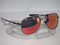 0a8fca27895 Editorial Pick NEW OAKLEY ELMONT M AVIATOR SUNGLASSES OO4119-0458 Satin Bla