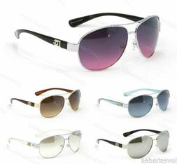 New BOG Fashion Designer Aviator Sunglasses Shades Mens Wome