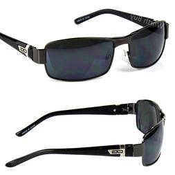 New Mens Pilot Aviator Fashion Sunglasses Shades Retro Wrap