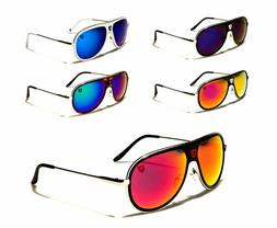 New Khan Mirror Sport Aviator Style Fashion Sunglasses For M