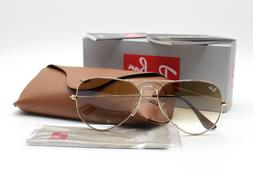 new ray ban rb3025 001 51 gold