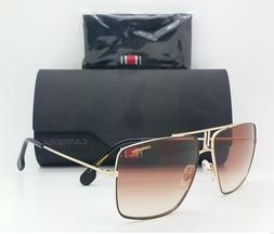 new sunglasses gold brown gradient 1006 s