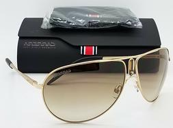 NEW Carrera sunglasses Mens Gypsy Gold Brown Gradient MWM AU
