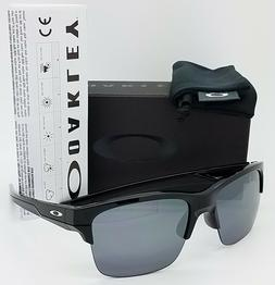 NEW Oakley Thinlink sunglasses Black BLK Iridium 9316-03 Thi