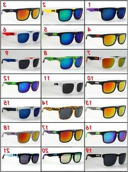 Outdoor Sport Glasses Mens Cycling Colorful color lens Sungl
