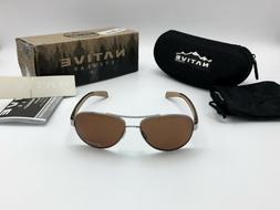Native Eyewear Patroller Polarized Lens Sunglasses