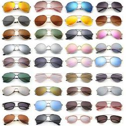 Polarized Aviator Sunglasses for Women Men Vintage Sports Dr