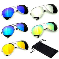 Polarized Sunglasses Women Men Case Vintage Sports Driving M
