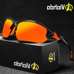 Polarized Driving Cycling Sunglasses Outdoor Sports UV400 Gl
