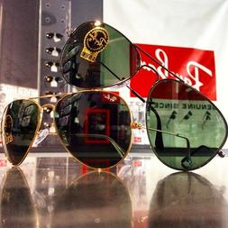 Ray-ban RB 3025 aviator classic - genuine made in Italy