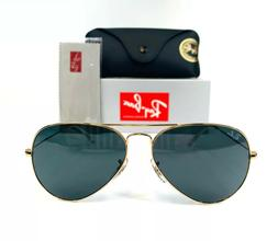 Ray-Ban Aviator Classic RB3025 001/62 Sunglasses Gold Frame
