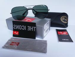 Ray-Ban Aviator RB 3025 W0879 58mm Gunmetal G-15 Lens Pilot