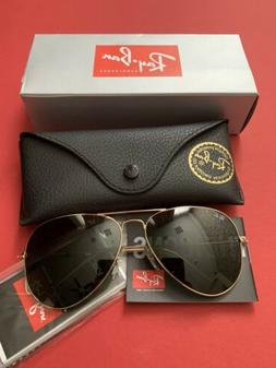 Ray Ban Aviator RB3026 62mm 62 14 LARGE Men, Women Sunglasse