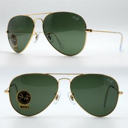 559d947ef94fa Editorial Pick 58mm ray-ban aviator new sunglasses for men women rb3025 gre