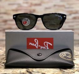 2b3e9c5f0d Editorial Pick Ray Ban New Wayfarer Polarized Sunglasses RB2132 901 58 52mm