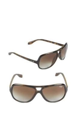 Ray Ban Rb4235 Aviator Sunglasses Made In Italy New Authenti