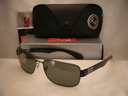 b0df72446a Ray-Ban RB3522 Active Lifestyle Polarized Sunglasses 004 9A