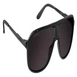 Carrera New Safari GTN NR Matte Black/Gray Unisex Aviator Su