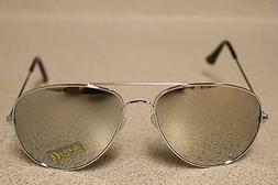 AVIATOR SUNGLASSES MEN WOMEN DIFF. TYPES , GRAY, SILVER MIRR