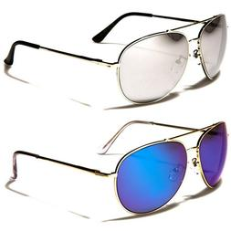 Air Force UV400 Protection Driving Lenses Womens Mens Metal